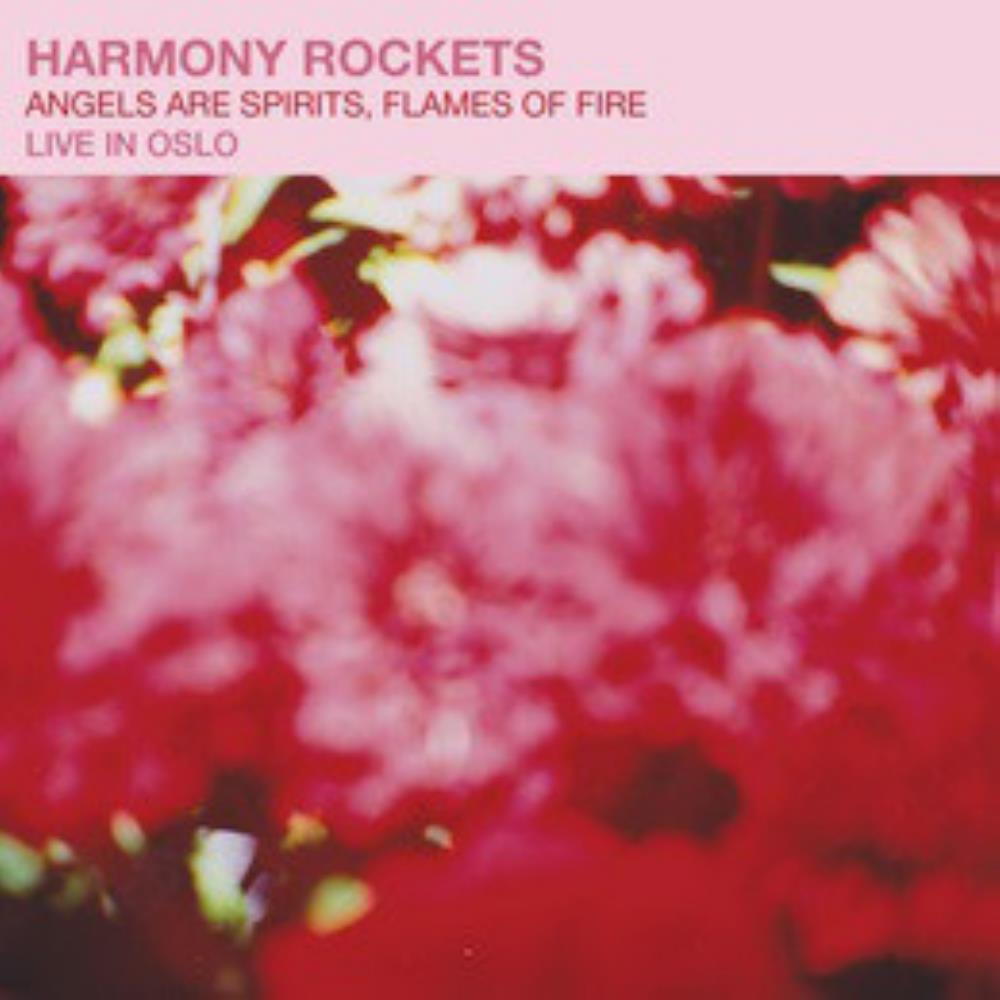 Mercury Rev - Angels Are Spirits, Flames Of Fire CD (album) cover