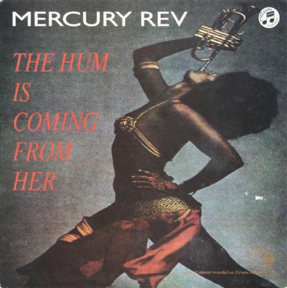 Mercury Rev - The Hum Is Coming From Her CD (album) cover