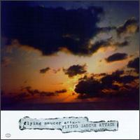 Flying Saucer Attack - Flying Saucer Attack CD (album) cover