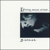 Flying Saucer Attack - Distance CD (album) cover
