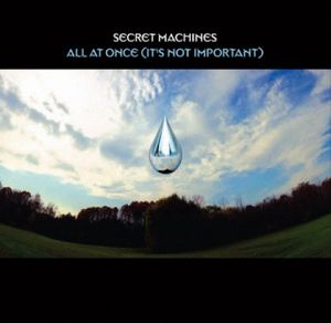 The Secret Machines - All At Once (it's Not Important) CD (album) cover