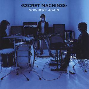 The Secret Machines - Nowhere Again CD (album) cover