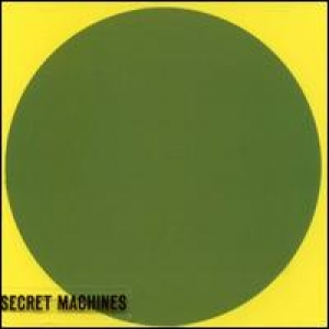 The Secret Machines - September 000 CD (album) cover