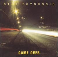 BARK PSYCHOSIS - Game Over CD album cover