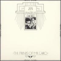 JON & VANGELIS - The Friends Of Mr Cairo CD album cover
