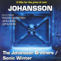 Jens Johansson - The Johansson Brothers / Sonic Winter CD (album) cover