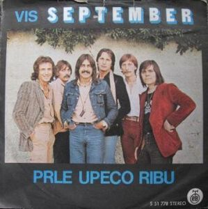 September - Prle Upeco Ribu CD (album) cover