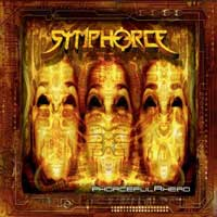Symphorce - Phorceful Ahead CD (album) cover