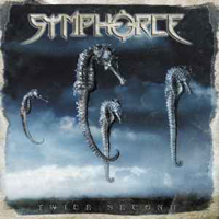 Symphorce - Twice Second CD (album) cover