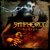 Symphorce - Godspeed CD (album) cover