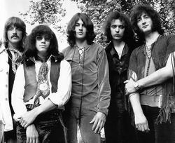 DEEP PURPLE image groupe band picture