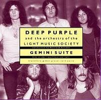 Deep Purple - Gemini Suite CD (album) cover