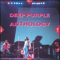 Deep Purple - The Compact Disc Anthology CD (album) cover
