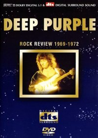 Deep Purple - Rock Review 1969-1972 DVD (album) cover