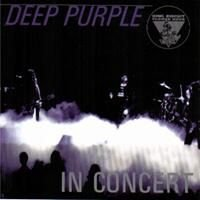 Deep Purple - King Biscuit Flower Hour Presents Deep Purple In Concert CD (album) cover