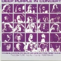 Deep Purple - Deep Purple In Concert CD (album) cover