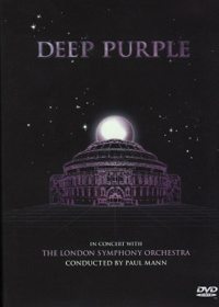 Deep Purple - In Concert With The London Symphony Orchestra DVD (album) cover