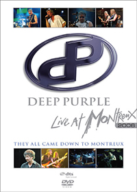 Deep Purple - Live At Montreux 2006 DVD (album) cover