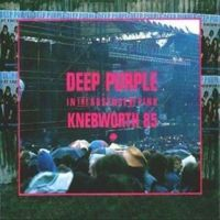 Deep Purple - In The Absence Of Pink: Knebworth 85 CD (album) cover