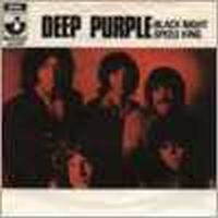 Deep Purple - Black Night/Speed King CD (album) cover