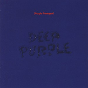 Deep Purple - Purple Passages CD (album) cover