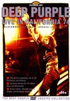 Deep Purple - Live In California 74 DVD (album) cover