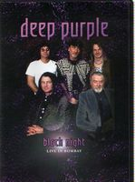 Deep Purple - Black Night: Live In Bombay DVD (album) cover