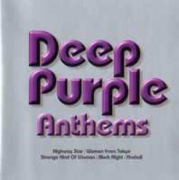 Deep Purple - Anthems CD (album) cover