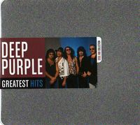 Deep Purple - Greatest Hits (Steel Box Collection) CD (album) cover