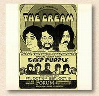 Deep Purple - Inglewood - Live In California 1968 CD (album) cover