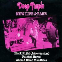 Deep Purple - New Live & Rare CD (album) cover