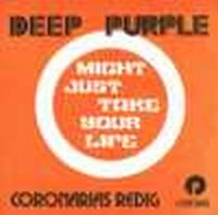 Deep Purple - Might Just Take Your Life CD (album) cover