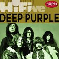 Deep Purple - Rhino Hi-five: Deep Purple CD (album) cover