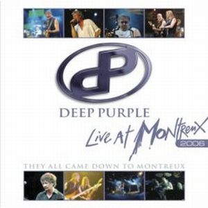 Deep Purple - They All Came Down To Montreux CD (album) cover