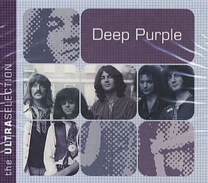 Deep Purple - The Ultra Selection CD (album) cover