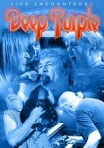 Deep Purple - Live Encounters DVD (album) cover