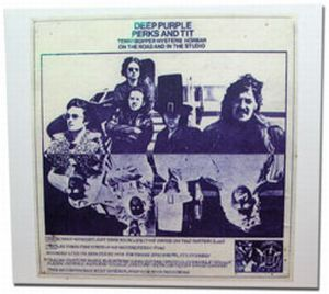 Deep Purple - Perks And Tit CD (album) cover