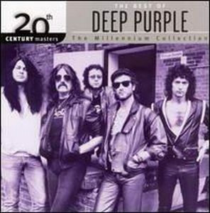 Deep Purple - 20th Century Masters: The Best Of Deep Purple CD (album) cover