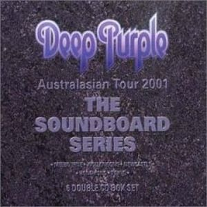 Deep Purple - The Soundboard Series CD (album) cover