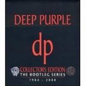 Deep Purple - New, Live & Rare - The Bootleg Collection 1984-2000 Boxset CD (album) cover