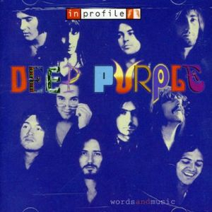 Deep Purple - In Profile CD (album) cover