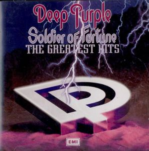 Deep Purple - Soldier Of Fortune: The Greatest Hits CD (album) cover