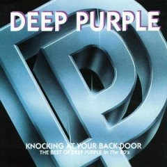 Deep Purple - Knocking At Your Back Door: The Best Of Deep Purple In The 80s CD (album) cover