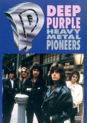Deep Purple - Heavy Metal Pioneers DVD (album) cover