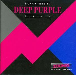 Deep Purple - Black Night - Best CD (album) cover