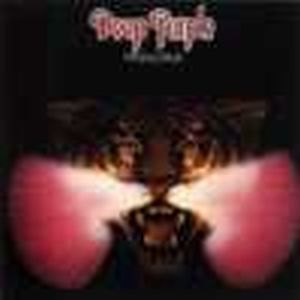 Deep Purple - Fireworks CD (album) cover