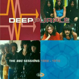 Deep Purple - Bbc Sessions 1968-1970 CD (album) cover