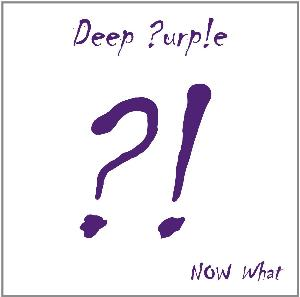 Deep Purple - Now What?! CD (album) cover
