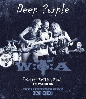 Deep Purple - From The Setting Sun... (in Wacken) DVD (album) cover
