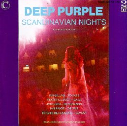 Deep Purple - Scandinavian Nights CD (album) cover